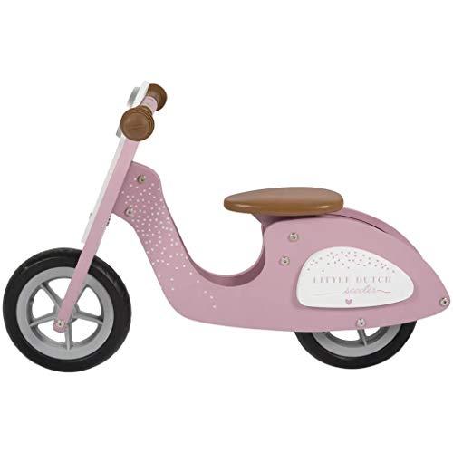 Little Dutch LD4373 Balance-Fahrrad für Kinder, Mehrfarbig
