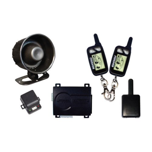 EXCALIBUR ALARMS K-9 ECLIPSE2 CAR ALARM K9 WITH (2)2-WAY LCD REMOTES (Replacement remote-65101)