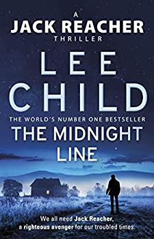 Paperback MIDNIGHT LINE, THE Book