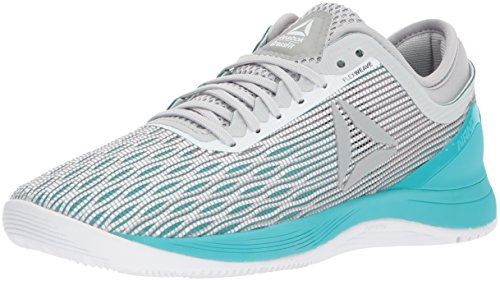 Reebok Women's Crossfit Nano 8.0 Flexweave Workout Joggers, white/stark grey/grey/classic...