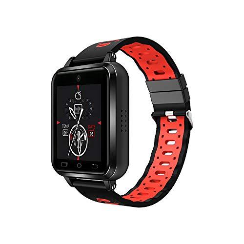 XZYP Reloj Inteligente N1, Reloj De Pulsera con Pantalla TáCtil Bluetooth con Reloj Smartwatch Y Ranura para Tarjeta Sim/CáMara, Reloj Inteligente A Prueba De Agua Sports Fitness Tracker