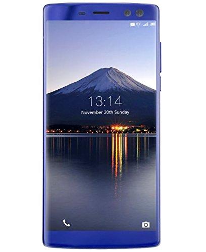 DOOGEE BL12000 Pro - 6.0 Pulgadas (relación 18: 9) FHD + Android 4G Smartphone, batería de 12000mAh de Carga rápida, 2.5GHz Octa Core 6GB + 64GB, Cuatro cámaras - Azul