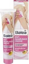 Balea hair removal cream, 125 ml (pack of 2) - German product