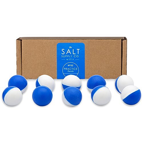Salt Supply Practice Rounds for The Self Defense Gun (30-Pack)