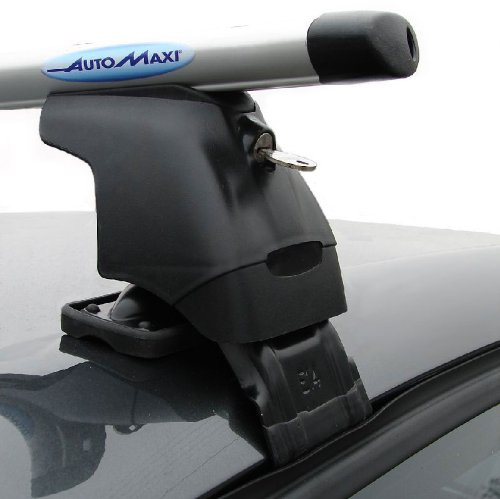 FORD FOCUS, C-MAX 09% 2F2003 puertas de 5 a 09% 2F2010 Juego de barras para techo aluminio AUTOMAXI