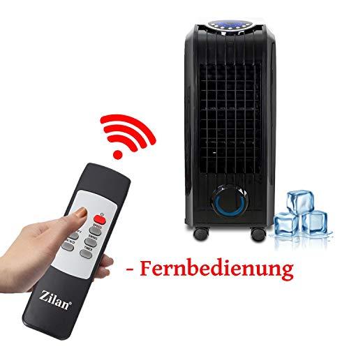 Zilan 3in1 Aircooler | 8 Liter Klimaanlage mobil Erfahrungen & Preisvergleich