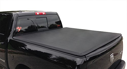 Maxmate Soft Tri Fold Truck Bed Tonneau Cover For 2009 2018 Dodge Ram 1500 2019 2020 Classic Only Fleetside 5 7 Bed Without Rambox Buy Online In Cambodia At Desertcart