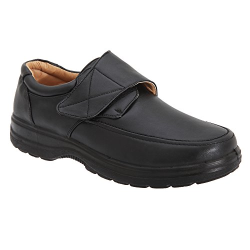 Smart Uns - Chaussures décontractées - Homme (43 EUR) (Noir)