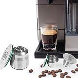 pzcvo Capsulas Reutilizables Capsulas Reutilizable cápsulas de café Vertuo cápsula