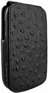 Piel Frama iMagnum Leather Case for Blackberry Q10 - Ostrich Black