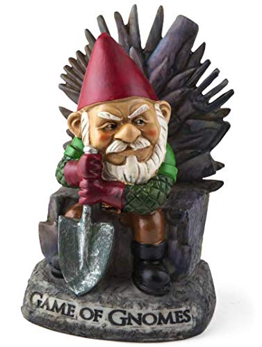 Big Mouth INC Game of Gnomes - Gnomo da Giardino