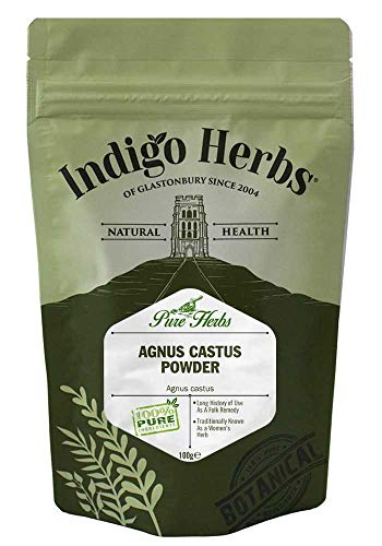 Indigo Herbs Polvo de Agnus Castus 100g