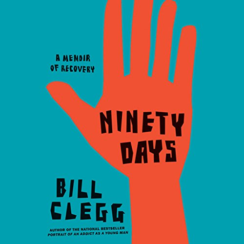 Ninety Days audiobook cover art