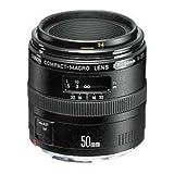 Canon 50 mm/F 2.5 EF MACRO -