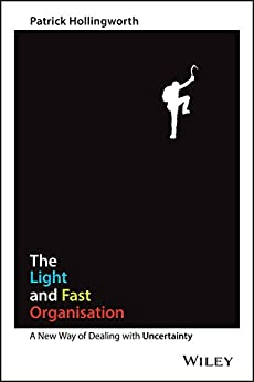 The Light and Fast Organisation: A New Way of Dealing with Uncertainty by [Patrick Hollingworth]
