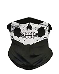 One Size Fits Most; face mask bandanas feature a lightweight and breathable 4 way stretch fabric that fits men, women, and kids; Our face covers have raw edges to maximize the stretch and sure not to scratch you; Fold it to create 2 layers for added ...