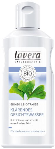 Lavera klärendes Gesichtswasser, 125 ml