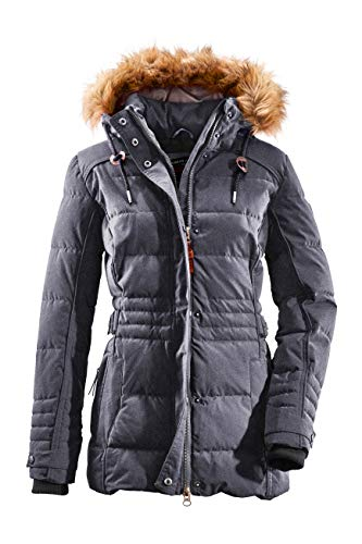 G.I.G.A. DX Damen Oiva Casual Funktionsjacke, Dunkel Denim, 38