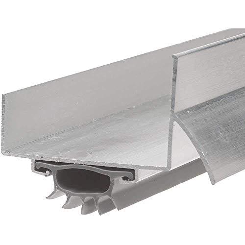 Frost King U37H 1-3/4-Inch by 36-Inch, Silver U37BRH Drip Cap Door Bottom, 1-3/4