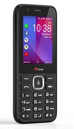 TTfone TT240 Semplice cellulare Whatsapp 3G KaiOS