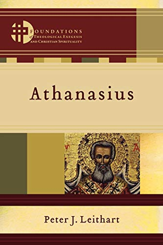 Image of Athanasius (Foundations of Theological Exegesis and Christian Spirituality)