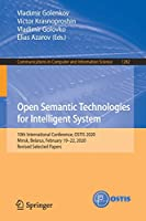 Open Semantic Technologies for Intelligent System: 10th International Conference, OSTIS 2020, Minsk, Belarus, February 19–22, 2020, Revised Selected Papers (Communications in Computer and Information Science, 1282)
