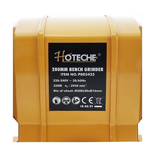Hoteche 028121 Esmeriladora pulidora 200mm 350W