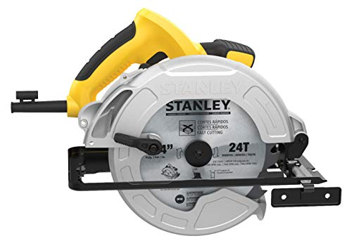 Sierra Circular Stanley 1600W 7-1/4 Pg 5500 RPM
