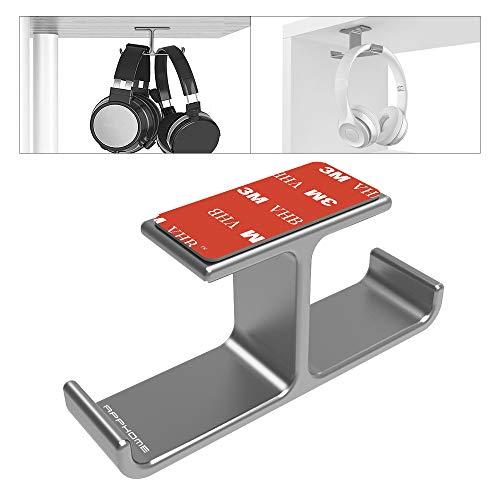 Supporto per cuffie, APPHOME universale in alluminio supporto per...