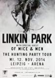 Linkin Park - Until Its Gone, Leipzig 2014 »