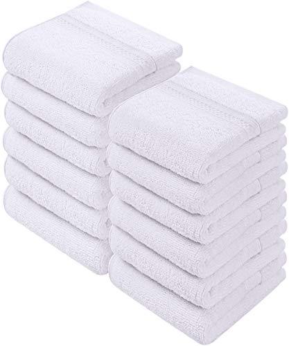 Utopia Towels - Juego Toallas Cara - 700GSM Lavable