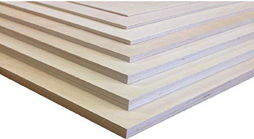 Sperrholzplatten ab 15€/qm Multiplexplatten Sperrholz Bastelholz (Sperrholz 5mm 16,50€/qm, 152cm 50cm)