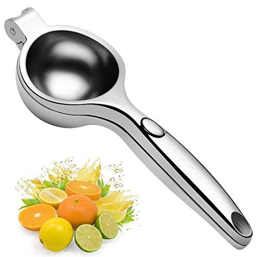 Lemon Squeezer Manual - Heavy Duty - Manual Citrus Juicers, Press Hand Lime Citrus Fruit Juicer, Safe Quick and Effective Juicing, Super Easy to Clean