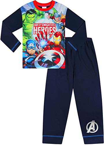 Pijama de Iron Man de Los Vengadores de Marvel, Capitán América