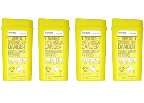 buy  Sharpsafe Disposable Sharps Bin 0.2 litre – ... Diabetes Care