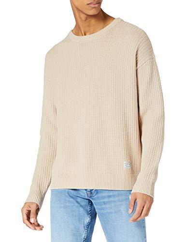 Pepe Jeans Peter suéter, 844beige, L para Hombre