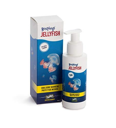 Respingo Jellyfish Antimedusa Protettivo Per Adulti E Bambini - Effetto Barriera Protettiva Sulla Pelle - 100 Ml