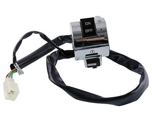 Schaltereinheit rechts für FLEX-TECH FIRENZE 50 (YY50QT-21)