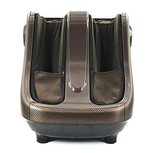 Review Pedicure Machine Home Heating airbag Multi-Function Leg Machine Calf Leg Foot Sole Foot Massa...