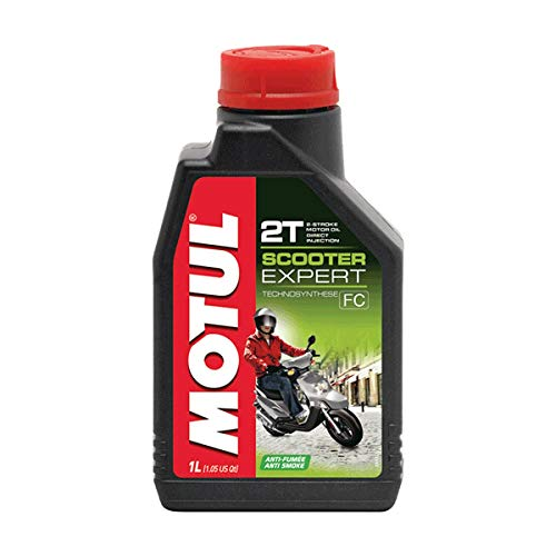 Motul ( FD ) 105880 2T Scooter Expert, 1 L