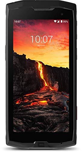 Crosscall Core M4 Smartphone Sbloccato 4G+, Schermo 4.95  , 32 GB, Dual Nano-SIM, Android 9