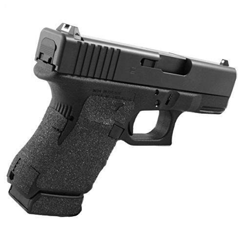 TALON Grips for Glock 29,30,36 (Gen3 29SF,30SF,30S,36) Black Rubber - 107R W/Free Sticker - Johnson Enterprises, LLC