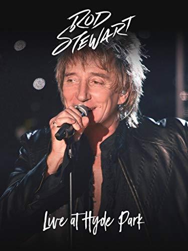 Rod Stewart - Live at Hyde Park
