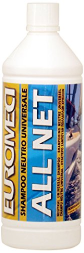 Euromeci EAN1 shampoo voor boten, blauw, 1.000 ml