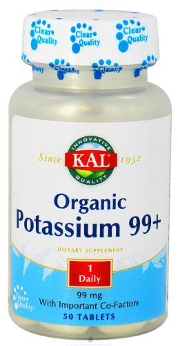 Potassium Supplement Kal 50 Tabs