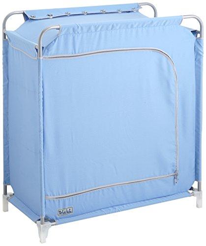 Ordinett 3001004502 Dolce Vita Armoire Grande 18 Vêtements Bleu Siltex