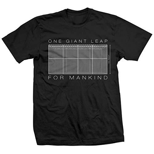 Mick Foley T-Shirt One Giant Leap Offiziell Bis 5XL !