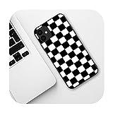 Coque souple pour iPhone 5 5S 6 6S 7 8 Plus X XS XR XS Max 11 Pro Max SE 12 Mini 12 Pro Max Cover...
