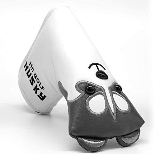 Lychee Lindo Husky Fundas para Cabezas de Golf para...