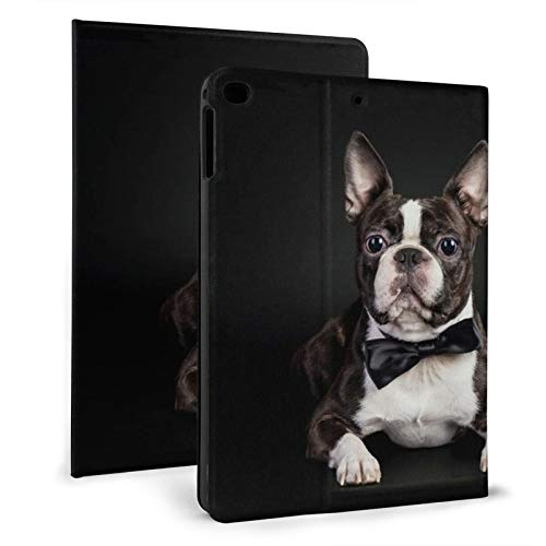 Ipad Air1/2 9.7' Case French Bulldog.Webp Leather Smart Folio Cover Freely Adjustable Case Stand